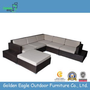 Outdoor Used Combination Rattan Sofa