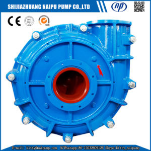 8/6FF-Ah Gold Mining Rubber Liner Slurry Pumps pictures & photos