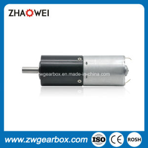 24V DC Motors with Planetary Gearbox 22mm Diameter Metal Shaft pictures & photos