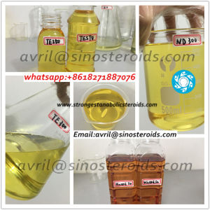 Finished Liquid Steroid Hormone Drostanolone Propionate Masteron 100mg/Ml with Best Price pictures & photos