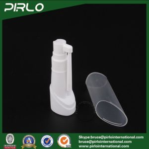 25ml White Color Plastic Pharmaceutical Spray Bottle with Long Nozzle Personal Care Oral Throat Spray Bottle Nasal Spray Bottle pictures & photos