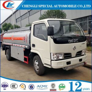 Dongfeng 4X2 5cbm Fuel Tank Delivery Truck pictures & photos
