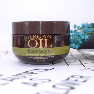 Morocco Argan Oil Body Butter Body Lotion pictures & photos