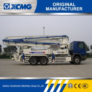 XCMG Official Manufacturer Hb37b 37m Truck Mounted Concrete Pump pictures & photos