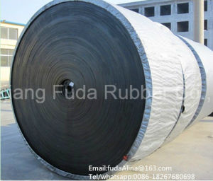 Heat Resistant Ep Conveyor Belt for High Temperature Use pictures & photos