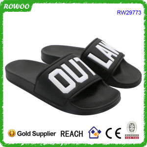 Customized Slide Sports Design 2017 New Men′s Sandal