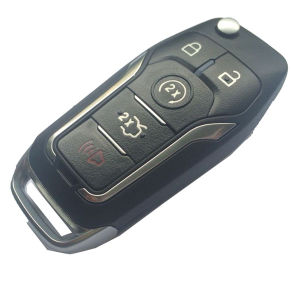 Compatible with Ford Wireless Remote Car Key Button Qn-RS350X pictures & photos