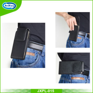 Hot Selling Flip Universal Smart Phone Wallet Style Leather Case Leather Cases with Belt Clip pictures & photos