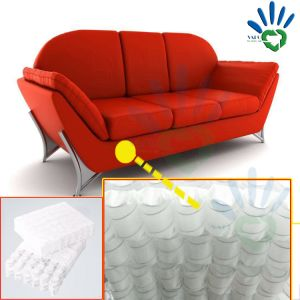 PP Nonwoven Fabric for Couch Backing Interior Couch Making Fabric pictures & photos