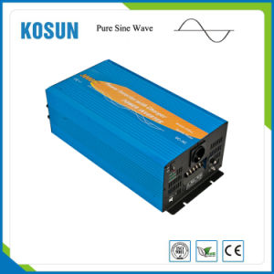 Factory 3000W Pure Sine Wave Inverter with UPS Function pictures & photos