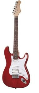 Electric Guitar (STG-1213T-RD)