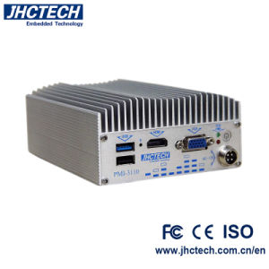 Tiny Embedded Box Indusrial PC for Video Surveillance PMI-3110