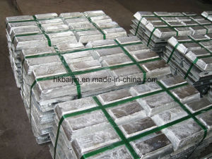 Factory supply Zinc Alloy Ingot Zamak 3/5/8/zinc Ingot pictures & photos