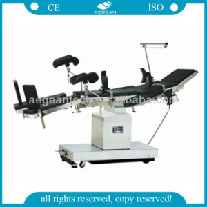 AG-Ot021 Best Selling Hospital Electric Adjustable Hospital Operating Table pictures & photos