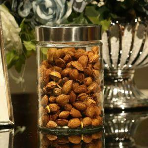 Glass Jar/Spice Jar/Honey Jar/Kitchen Storage Jar/Preseving Glass Jar/Glass Container/Glass Jam Jar/Food Bottle pictures & photos