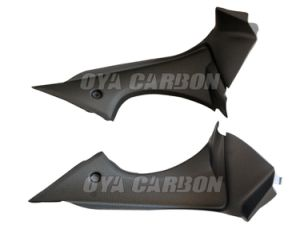 Carbon Fiber Air Intake Cover for Triumph Daytona675 2013 (TR#122) pictures & photos