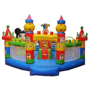 Mickey Inflatable Kids Bouncer Bounce Castles for Sale pictures & photos