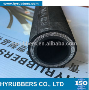 4000psi 4sh 4sp Oil Hydraulic Hose pictures & photos