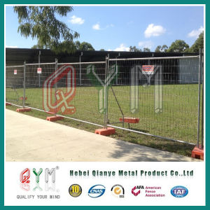 Qym-Durable Crowd Control Temporary Fence / Pedestrian Barrier pictures & photos