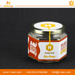Waterproof Self-Adhesive Stickers Honey Bottle Packaging Labels