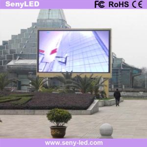 Fixed Application Outdoor Advertising LED Video Sign pictures & photos