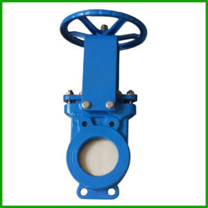 Slurry Knife Gate Valve-Rising Stem Knife Gate Valve pictures & photos
