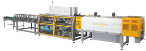 SPC-MSW45F Automatic PE Film Shrink Packing Machine