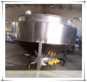 Rosin Size Cooking Kettle / Slaughtering Machine pictures & photos