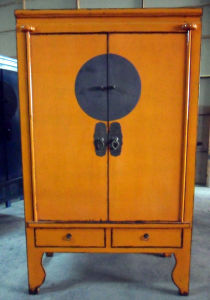 Antique Wardrobe Wedding Cabinet (LWA502) pictures & photos