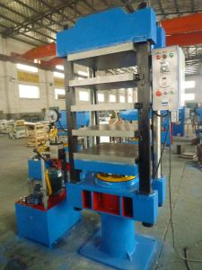 Plate Vulcanizing Machine for Rubber Tile pictures & photos