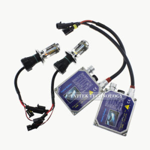 Unionlux Lighting Xenon HID Conversion Kit H4 H/L 12V Canbus Ballast Normal pictures & photos
