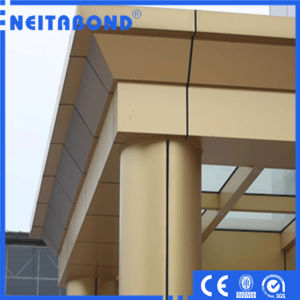 Brushed Aluminum Composite Panel of Building Material pictures & photos