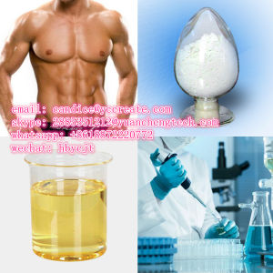 Muscle Building Anabolic Steroids Methyl-Drostanolone/Superdrol Powder 3381-88-2 pictures & photos