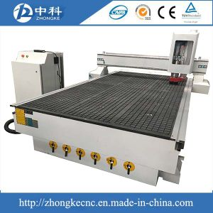 Vacuum Table Wood CNC Milling Machine pictures & photos