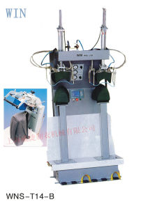 High Quality Touch Screen Auto Suit Steam Press Machine (WNS-T14-B)