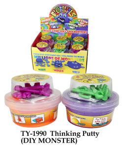 Thinking Putty (DIY MONSTER) pictures & photos