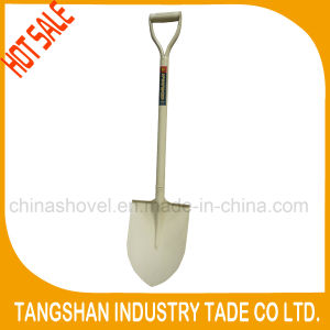 Farm Tools All Steel Handle Point Shovel pictures & photos