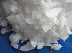 Factory Produce Caustic Soda Flakes Sodium Hydroxide Flakes 99% pictures & photos