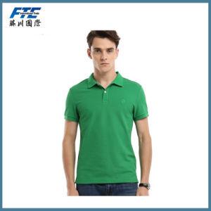 Hot Sale Polo Shirt Custom Cotton/Polyester Polo-Shirt pictures & photos