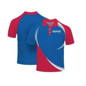 Factory Manufacting T Shirt Polo Shirts From Dopoo Sports pictures & photos