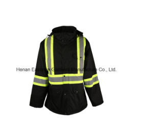 Waterproof Thermal Insulated Parke Winter Windproof Jacket pictures & photos