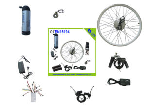 Shuangye Hot Sale 36V 250W/350W/500W Electric Bicycle Kit pictures & photos