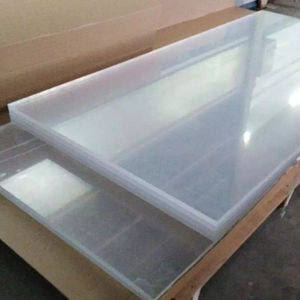 China Factory Transparent Plexiglass Sheet 2-300mm pictures & photos