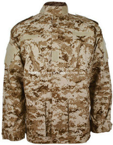 1301 Desert Digial Camouflage Acu Uniform pictures & photos
