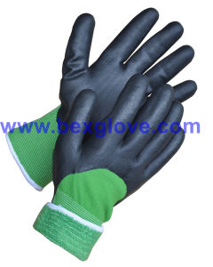 7 Gauge Acrylic Thermal Liner, Heavy Duty Working Glove pictures & photos