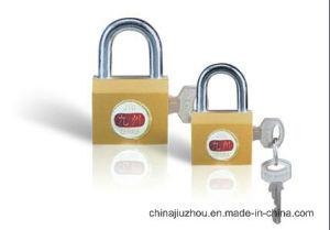 15mm Iron Imitate Brass Padlock (BG201) pictures & photos