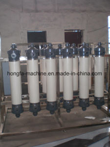 Hollow-Fiber Ultra Filter for Mineral Water Treatment pictures & photos