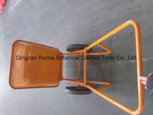 Thailand Good Function Struction Dump Wheelbarrow (WB6210) pictures & photos