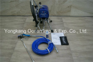 Top Level Electronica and Digital Airless Paint Sprayer Spt590 pictures & photos