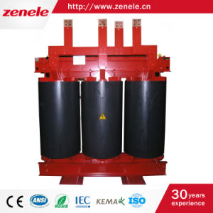 11kv 33kv High Voltage 3 Phase Dry Type Cast Resin Power Distribution Transformer pictures & photos